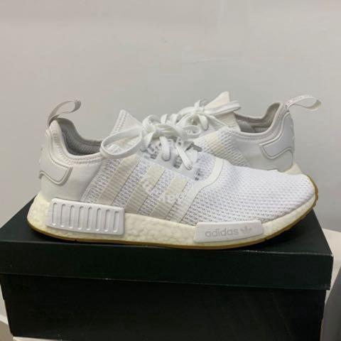 the latest 98fe6 b8c29 Adidas NMD R1 triple white