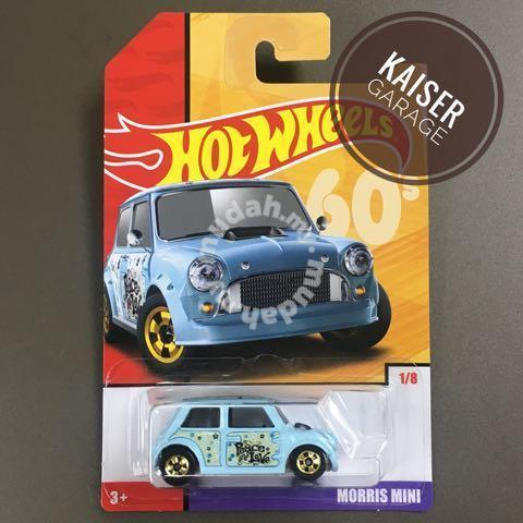Hot Wheel Morris Mini Hobby Collectibles For Sale In Jalan