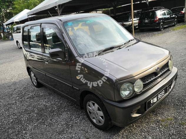 Perodua Kenari 1.0 EZ (A) Very Good Condition - Cars for