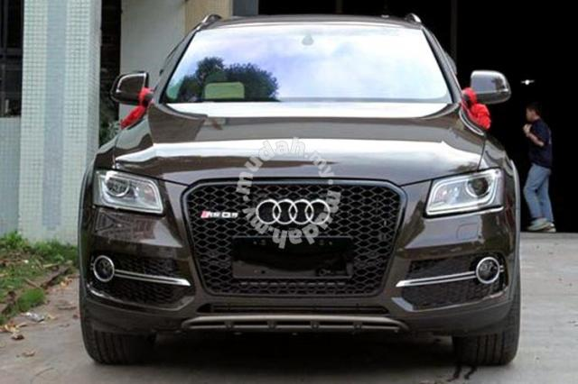 audi q5 sq5 rs style honeycomb grille car accessories. Black Bedroom Furniture Sets. Home Design Ideas