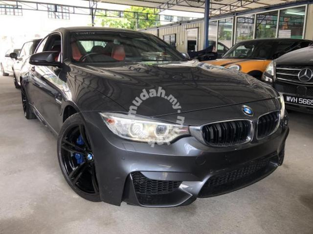 Bmw M4 3 0 M Sport A Unreg 2015 Cars For Sale In Others Kuala