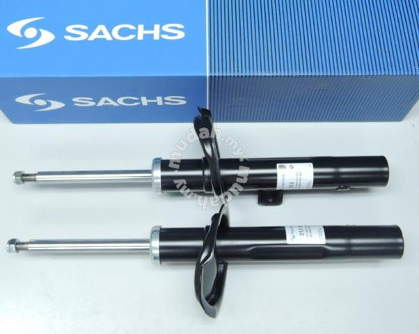 Shock Absorber Rear for PEUGEOT 207 1.4 1.6 06-on CC SW HDI Sachs Genuine