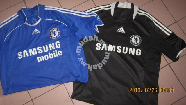 newest collection ede86 fcb94 Combo adidas jersey chelsea sz L/XL - Clothes for sale in Keningau, Sabah