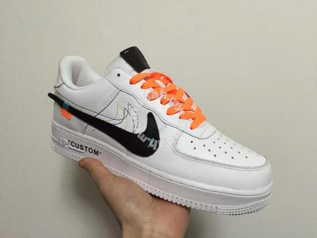 "Off White x Nike Air Force 1 ""Custom"""