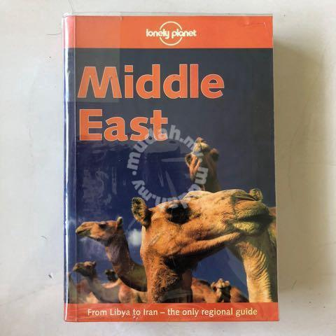 Middle eat lonely planet travel guide book - Music/Movies/Books/Magazines  for sale in Gelugor, Penang