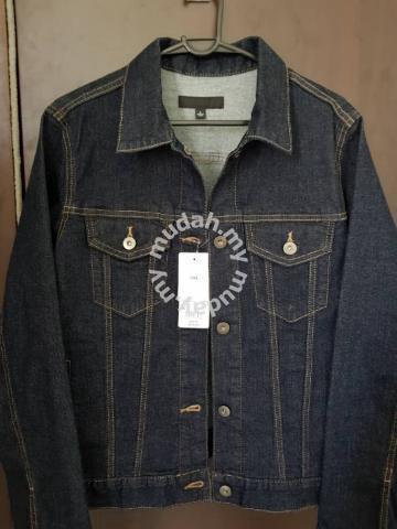Uniqlo Denim Jacket For Women Clothes For Sale In Bandar Sunway