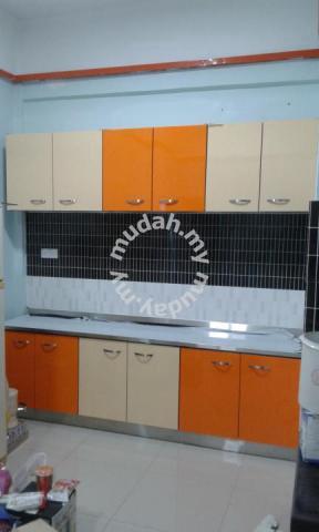 Kabinet Dapur Terkini Di Kota Bharu Home Liances Kitchen For In Kelantan