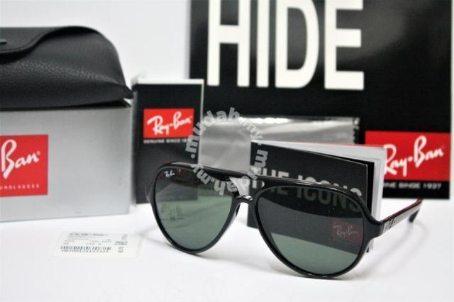 f6f99d55613 Authentic Ray Ban Cats RB4125 601 - Watches   Fashion Accessories for sale  in Sungai Buloh