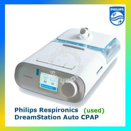 Philips Respironics DreamStation Auto CPAP Machine - Health & Beauty for  sale in Cyberjaya, Selangor
