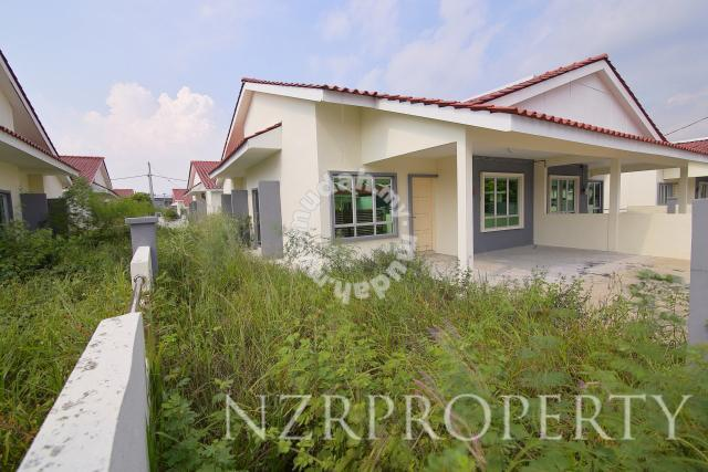 Cheap NEW Semi D 15 min from IKEA - Houses for sale in Jawi, Penang