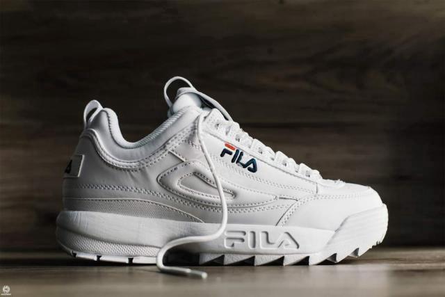 100% ORIGINAL fila disruptor ll shoes