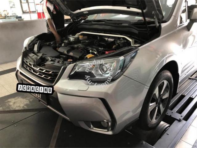 Subaru Forester Remap Ecu