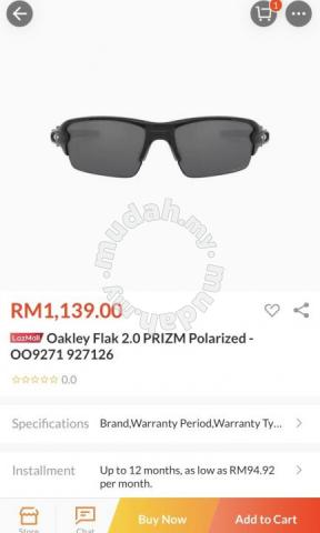 1e7a7570dd Oakley Flak 2.0 PRIZM Polarized - Watches   Fashion Accessories for sale in Mid  Valley City