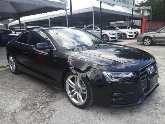 2014 Audi A5 20 Tfsi Quattro Coupe S Line Unre Cars For Sale