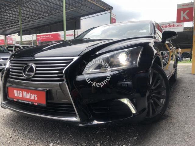 TRUE 2013 Lexus LS460 4 6 L (A) VVIP OWNER - Cars for sale in Serdang,  Kuala Lumpur