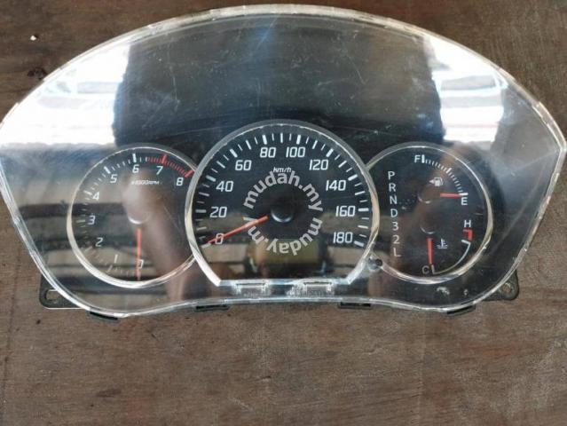 Suzuki Swift Meter