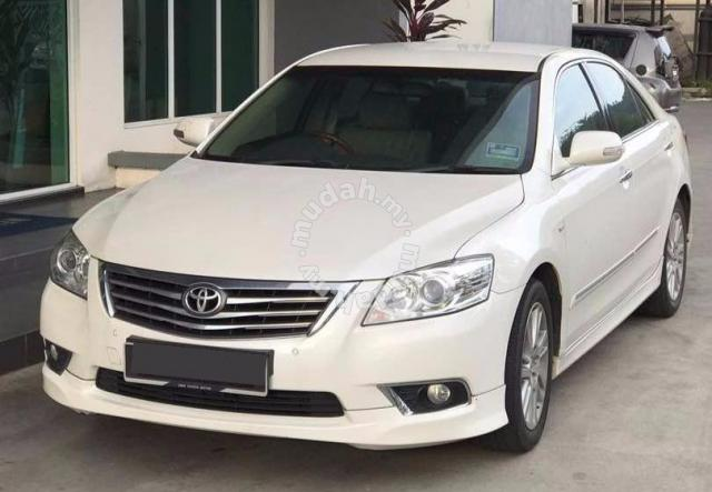 2011 Toyota Camry 24 A vspec 2011  Cars for sale in Semenyih