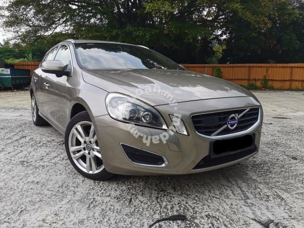 2012 Volvo V60 2 0 T5 (A) Full Service Record - Cars for sale in Old Klang  Road, Kuala Lumpur