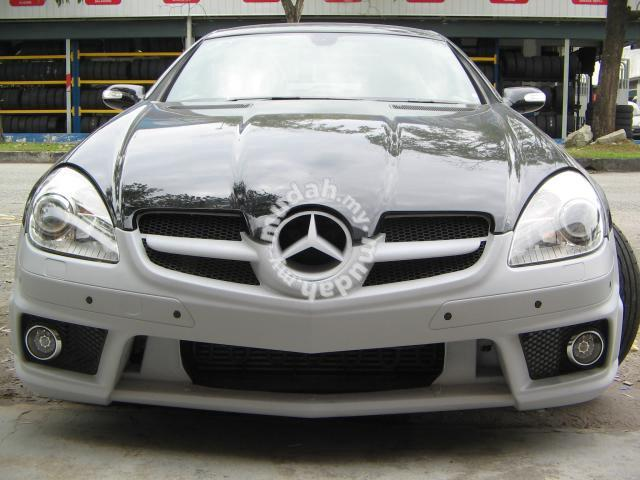 mercedes slk r171 amg bodykit car accessories parts. Black Bedroom Furniture Sets. Home Design Ideas