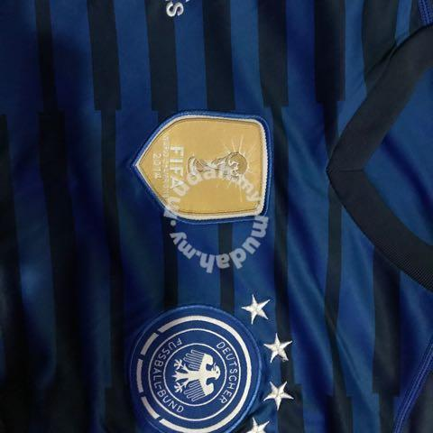 c97bbf519 Jersey Germany Keeper Jersi Blue - Clothes for sale in Others