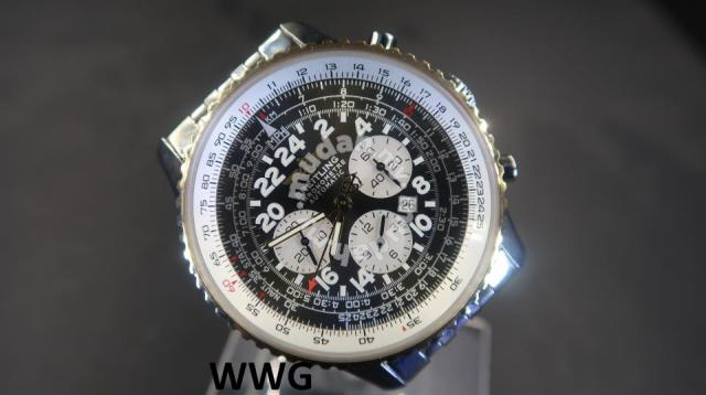 Pre Owned Breitling Navitimer Cosmonaute D22322 Watches Fashion Accessories For Sale In Solaris Dutamas Kuala Lumpur