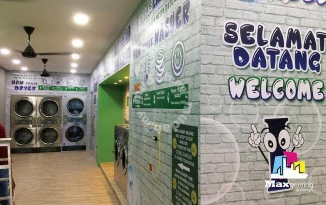 wall sticker printing klang valley free quotation - furniture