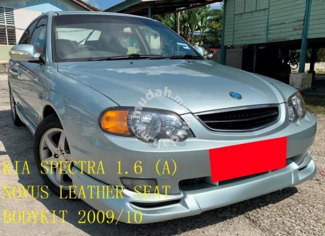 Kia Spectra 16 A Novus Leather Seat Bodykit Cars For