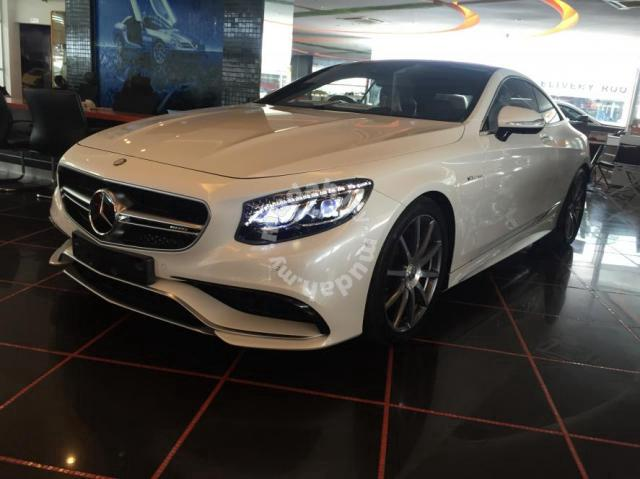 Mercedes Benz S63 5 5 A Amg Coupe 2015 Panoramic Cars For Sale In Gombak Kuala Lumpur