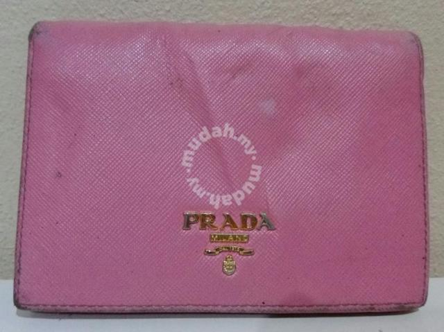 d307bcad8e6e Wallet Authentic Prada Milano (Bundle) - Bags & Wallets for sale in Wakaf  Baru, Kelantan