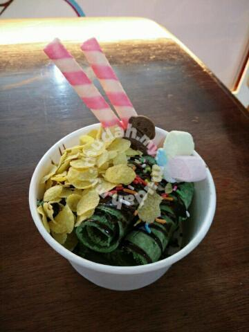 Ice cream roll ice cream gulung food for sale in johor bahru johor ccuart Images