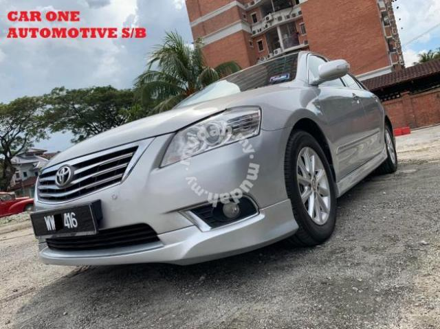 Black Toyota Camry >> Toyota Camry 2 0 G Nf A Black Interior Trueyear Cars For Sale In
