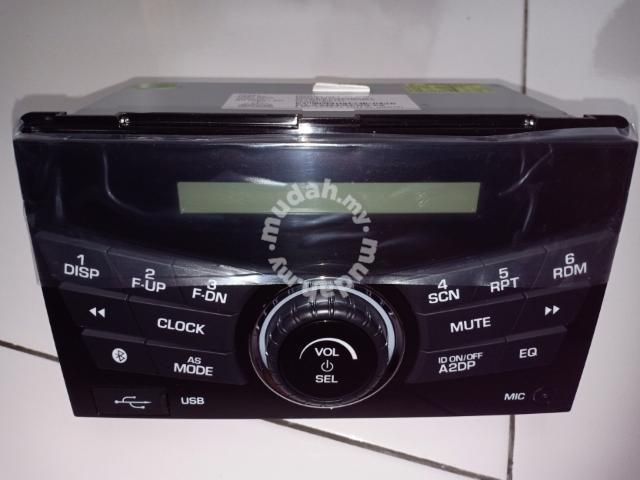Car radio with USB and Bluetooth - Car Accessories & Parts for sale in  Johor Bahru, Johor