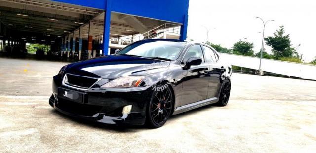 2011 Lexus IS250 2.5 (A) AP RACING BRAKE RAYS RIM   Cars (12 Photos) For  Sale In Johor Bahru, Johor