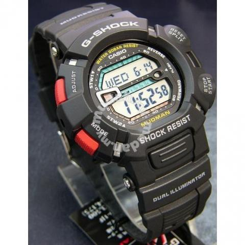 02e3c2f5720444 CASIO G-Shock Watch G-9000-1V - Watches & Fashion Accessories for sale in  Sentul, Kuala Lumpur