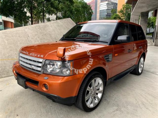 2005 Range Rover For Sale >> 2005 Land Rover Range Rover 4 2 Sport V8 50kms A Cars For Sale In Damansara Kuala Lumpur