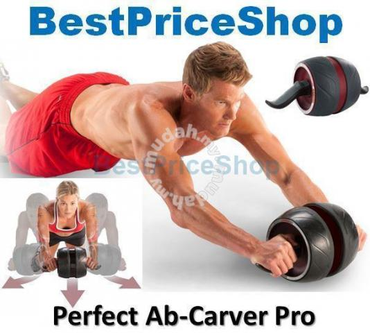 Cheap Sale Perfect Fitness Ab Carver Pro Roller For Core Workouts Sporting Goods Abdominal Exercisers