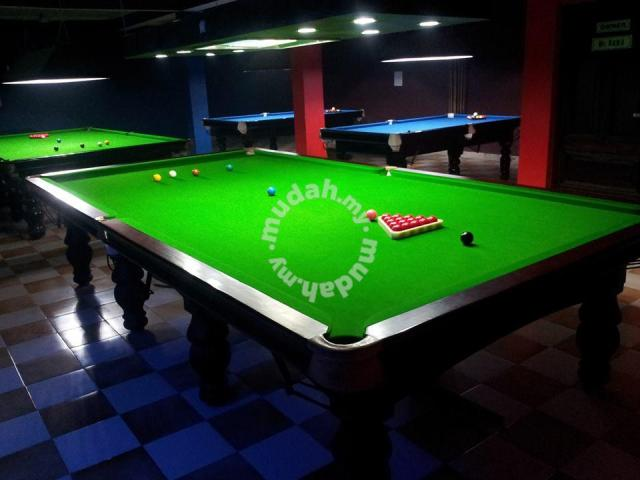 Snooker Table Full Size Sports Outdoors For Sale In Sitiawan Perak - Full size snooker table for sale