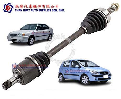 Korea Hyundai Getz Accent Drive Shaft Driveshaft Car Accessories