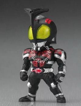 BANDAI Kamen Rider Black Dark Kabuto CONVERGE - Hobby & Collectibles for  sale in Putrajaya, Putrajaya