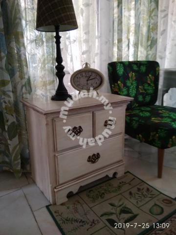 Side Cabinet Vintage Furniture Decoration For Sale In Subang Jaya
