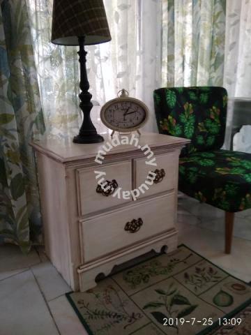 Side Cabinet Vintage Furniture Decoration For Sale In Subang Jaya