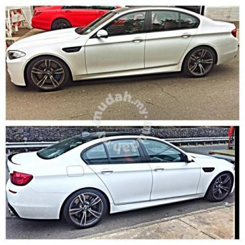 4a409404 Topp Bmw f10 m5 fender 5-series m-tech m-sport bodykit -