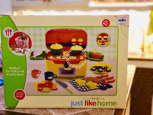 Just Like Home Kitchen Set Moms Kids For Sale In Bukit Mertajam
