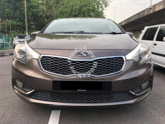 2013 kia cerato k3 1 6 (a) full spec cars for sale in bayan baru, penang 2013 Kia Forte Redesign