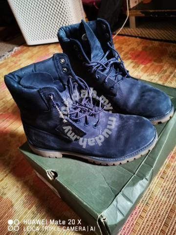 c5c2c4da06f Timberland boots saiz 8 UK Like New - Shoes for sale in Kota Kinabalu, Sabah