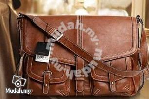 Brown Vintage Shoulder Bag 59