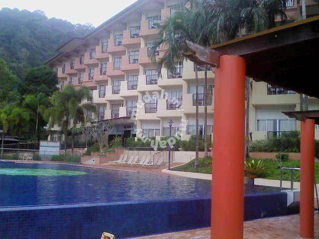 Taiping Kamuting Bk Jana Golf Resort Apartment Accommodation Homestays For Rent In Perak