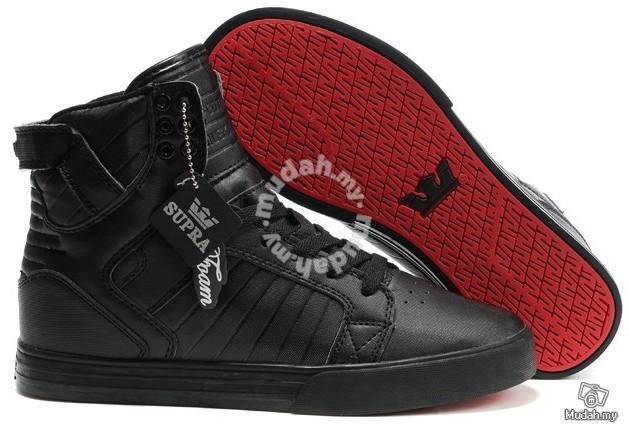 6e20068d01 Hip Hop Skateboarding Shoes supra - Shoes for sale in OUG, Kuala Lumpur