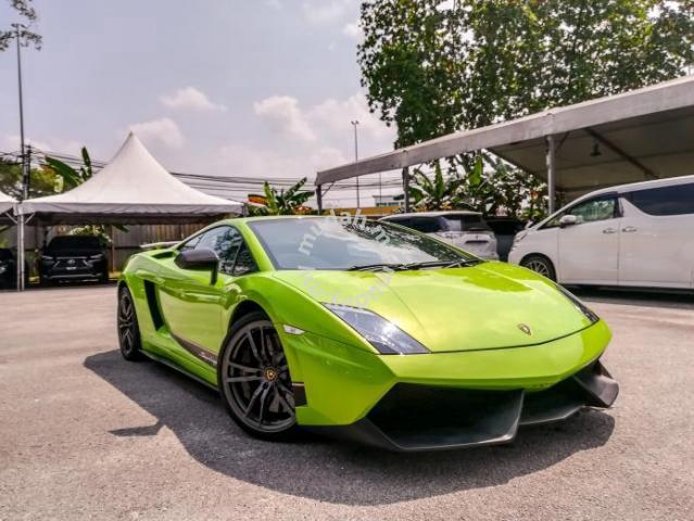2010 Lamborghini Gallardo Lp570 4 Superleggera Cars For Sale In Kl