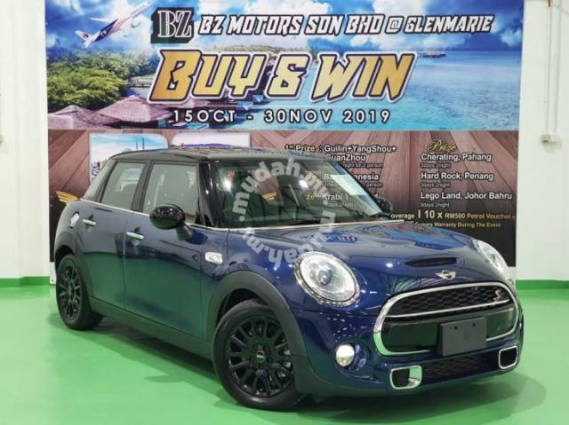 Mini Cooper Warranty >> Cny Promo 5 Years Warranty 2015 Mini Cooper 2 0 S Cars For Sale In Glenmarie Selangor